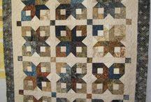 jellyroll quilts / by Marcia Pogodzinski