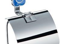 """Accesorios de baño """"Abril"""" / Conjunto de accesorios de baño de 5 piezas para decorar el #baño con el estilo """"abril""""."""