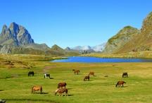Ibones - Mountain lakes / Los ibones, lagos de alta montaña, que se encuentran en los alrededores del hotel - High mountain lakes surrounding the hotel.