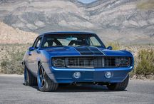 muscle cars american