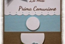 kartki zaproszenia komunia