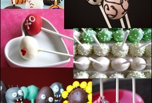 Cake Pops / by Lois Huskisson