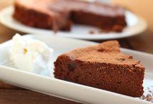 I dolci / Le ricette dolci a cura delle ragazze della cucina di Cosebelle