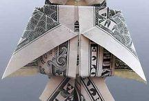 Crafts - Money Folds / by Melody Laudermilk-Stiak