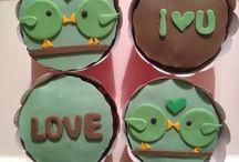 Oh Lala dulces recuerdos / Los mejores detalles (cupcakes, desayunos, anchetas, achocolatados) sorpresas y tortas