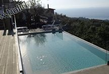 Villa Dav,  amazing villa with private pool and ocean view in Sorrento Coast / Villa Dav, totally surrounded by green, is located between the well-known town of Sorrento and the small, but as much characteristic, village of Sant'Agata...