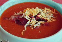Platos Castillo El Burgo / Platos de comida del Restaurante Castillo El Burgo (Burgo Ranero) León.
