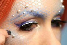 Make up und Kostüme