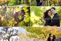 Engagement/Wedding Photo Ideas / by Amanda Sears