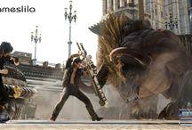 Final Fantasy 15 Game Review
