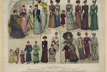 We've Got Style! / Clothes, hair, decor and more, surveying fashion from our historical collections. What's old today is new tomorrow! / by Library of Congress