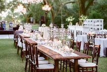 Outdoor Weddings / Inspiration for an Outdoor Wedding Ceremony or Reception / by Aisle Perfect - Weddings