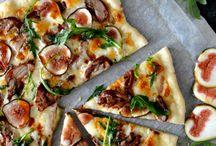 Pizza and Flat Bread / pizza and flat bread recipes