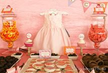 Chars shower ideas  / Sugar and spice baby shower theme