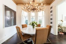 dynamic dining rooms