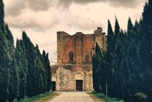 Churches in Tuscany