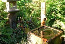 Oriental Style Garden