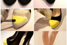 DIY Shoes / by Brushnpaper by Miriam