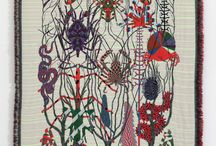 Embroidery and textileart