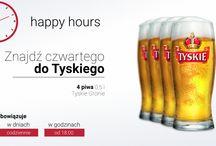 Happy Hours w Sphinx / http://www.sphinx.pl/happy-hours-codziennie-nowe-okazje/