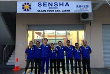 SENSHA BRUNEI / JAPAN Crystal Coating Car Detailing Auto Detailing Car Wash Car Coating