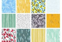Shannon Brinkley's Dryad / Quilting and sewing Ideas and projects made using Shannon Brinkley's Dryad collection for Paintbrush Studio