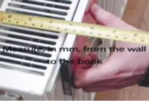 Measuring for a Radiator Cabinet / How to measure for your bespoke radiator cabinet
