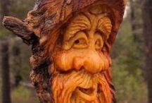 Резьба по дереву
