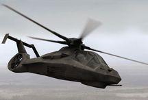 hélicoptères / maquettes et walk around
