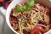 Zucchini Noodles/Pasta