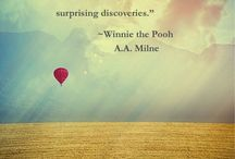 Winnie the Pooh, Wisdom and Friends / My favourite critters