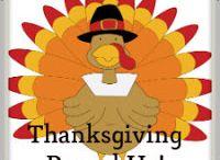 Thanksgiving Crafts & Activities