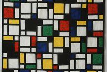 Piet Mondrian (Artist Idea)