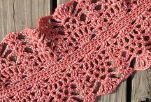 Crochet Clothes / Crochet garments, blankets, baskets, hats and scarves. / by Jillian Valentina