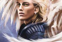 Personagem / Jace Wayland