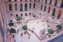 Tilt Shift, Miniature Effect