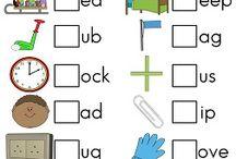 Blend Worksheets