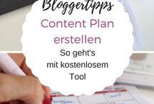 Blog & Optimierung / Tipps, Tricks um den eigenen Blog zu Optimieren und das Optimale rauszuholen.