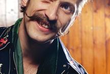 Moustache rolemodels / Celebration of the 'stache!