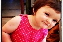 Hannah / My gorgeous niece