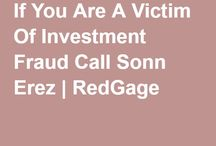 Investment Fraud Call