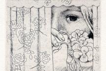Etchings, Drawings, Prints