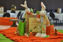 Here comes Peter Cottontail! / by Wendy Nash
