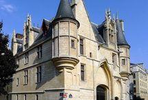palais et belles demeures