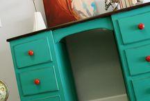 Desk Ideas / by Sarah Murphy