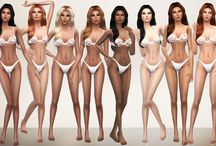 skin the Sims 4