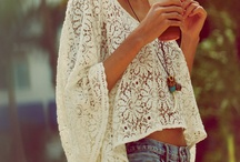 lace shirts / by Faith Powell
