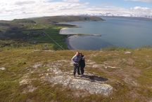Dronefies / Selfie from the air using multicopter :)