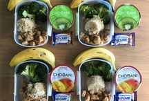 Healthy Lunch Meal Prep