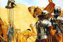 Romani accampamneto